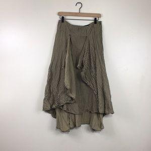 Antrho Eva Franco Windswept Praire Skirt